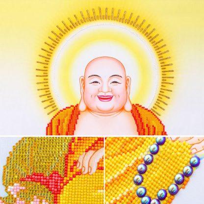 DIY Diamond Painting 5D Mi lek Fo. Maitreya.