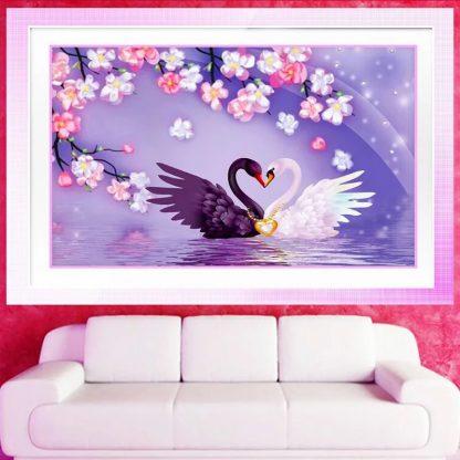 Angsa Love Sakura