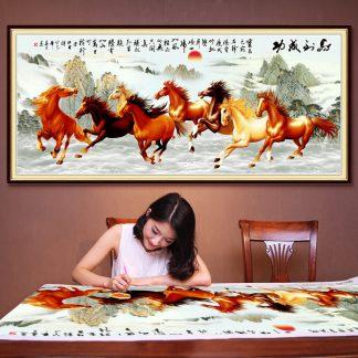8 kuda