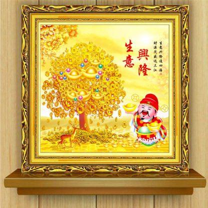 dewa rezeki pohon uang full